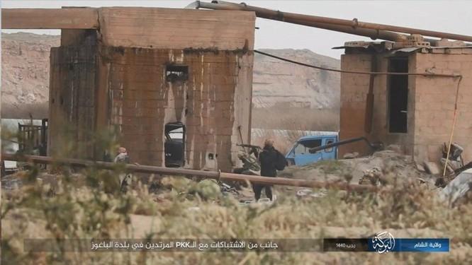 IS chống trả quyết liệt, tử chiến ở al-Baghuz, Deir Ezzor ảnh 7