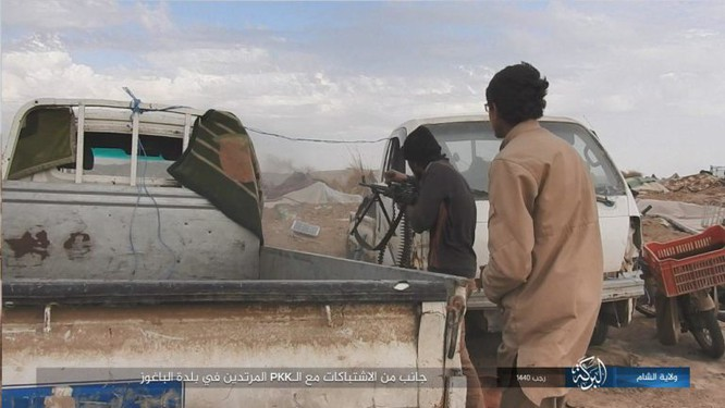IS chống trả quyết liệt, tử chiến ở al-Baghuz, Deir Ezzor ảnh 8