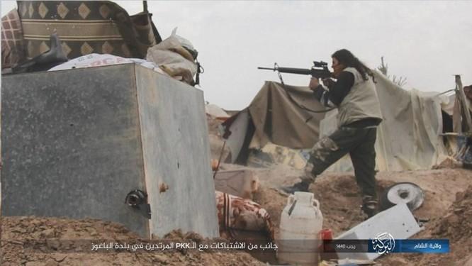 IS chống trả quyết liệt, tử chiến ở al-Baghuz, Deir Ezzor ảnh 9