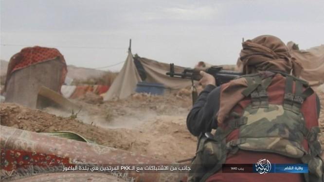IS chống trả quyết liệt, tử chiến ở al-Baghuz, Deir Ezzor ảnh 10