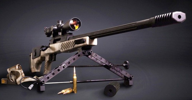 Nga phát triển đạn bắn tỉa siêu âm xuyên giáp có tầm bắn đến 6km ảnh 1