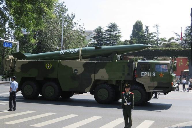 Tên lửa đạn đạo Trung Quốc, nỗi ám ảnh của Mỹ ảnh 1