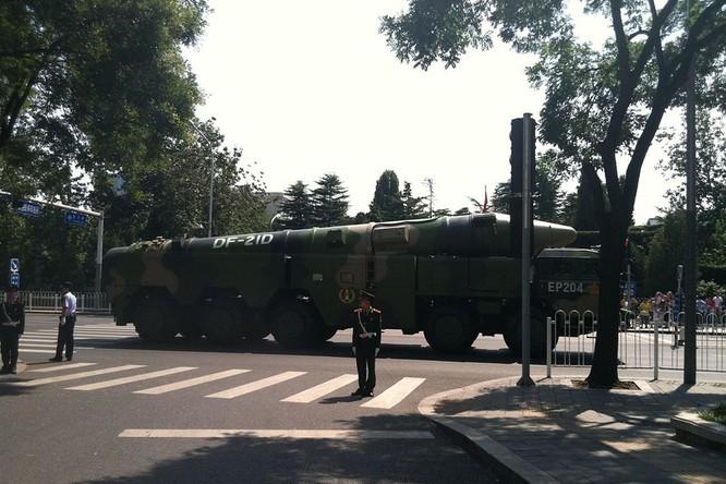 Tên lửa đạn đạo Trung Quốc, nỗi ám ảnh của Mỹ ảnh 2