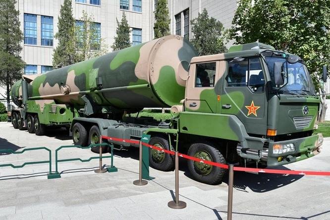 Tên lửa đạn đạo Trung Quốc, nỗi ám ảnh của Mỹ ảnh 3