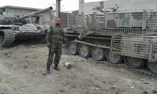 Syria tự cải tiến lực lượng tăng thiết giáp, bài học sống còn trên chiến trường? ảnh 2