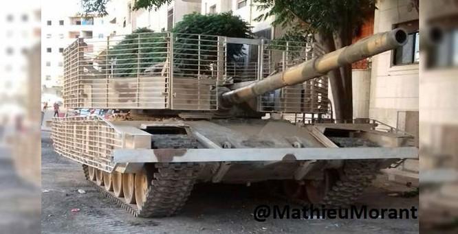 Syria tự cải tiến lực lượng tăng thiết giáp, bài học sống còn trên chiến trường? ảnh 3