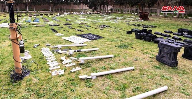 Quân đội Syria tiếp tục thu hoạch số lượng lớn vũ khí trang bị có nguồn gốc phương Tây ảnh 2
