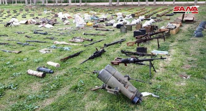 Quân đội Syria tiếp tục thu hoạch số lượng lớn vũ khí trang bị có nguồn gốc phương Tây ảnh 3