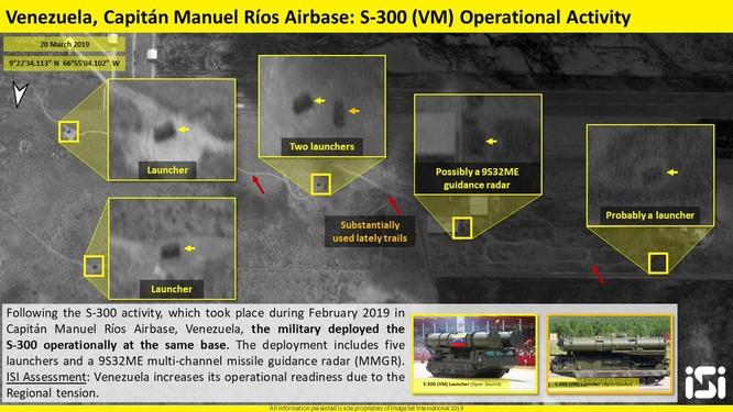 Quân nhân Nga tới Caracas, phòng không Venezuela đưa S-300 vào sẵn sàng chiến đấu ảnh 7