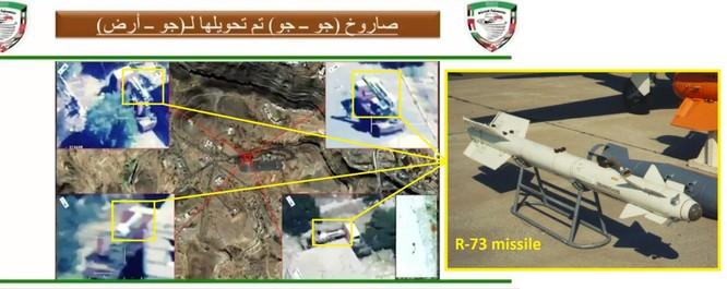 Du kích Houthi tự chế tên lửa phòng không diệt drone Mỹ ảnh 1