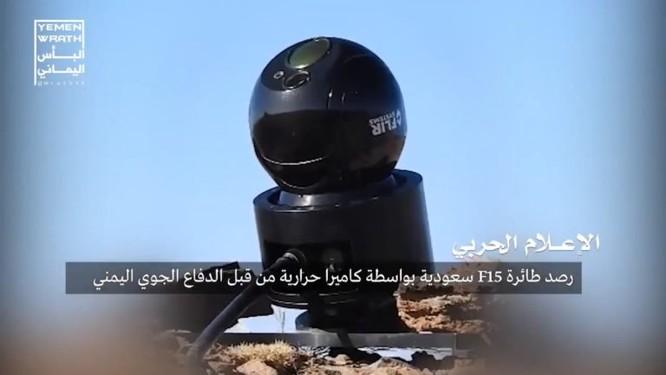 Du kích Houthi tự chế tên lửa phòng không diệt drone Mỹ ảnh 3