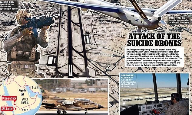 """Báo Anh: Đặc nhiệm Anh quốc bị thương trong """"chiến tranh bẩn"""" tại Yemen ảnh 1"""