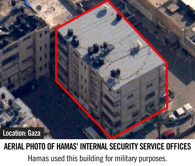 Tên lửa tấn công Tel Aviv, Israel đánh phá dữ dội Dải Gaza ảnh 6