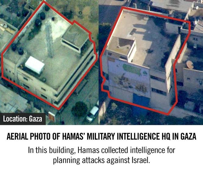 Tên lửa tấn công Tel Aviv, Israel đánh phá dữ dội Dải Gaza ảnh 7