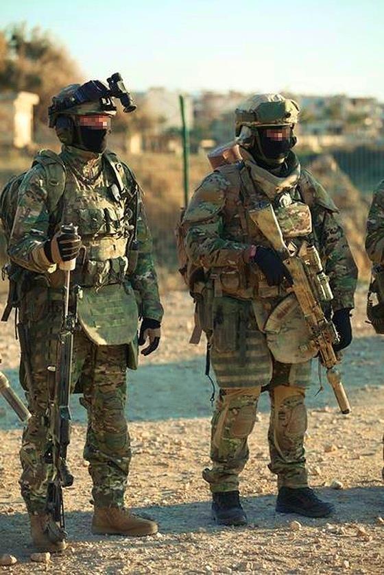 Đặc nhiệm SOF xuất hiện ở Deir Ezzor trả thù cho lính Nga thiệt mạng ảnh 2