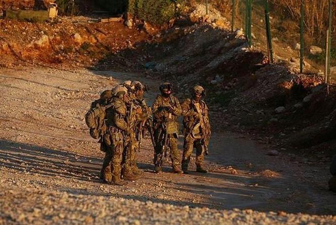 Đặc nhiệm SOF xuất hiện ở Deir Ezzor trả thù cho lính Nga thiệt mạng ảnh 3