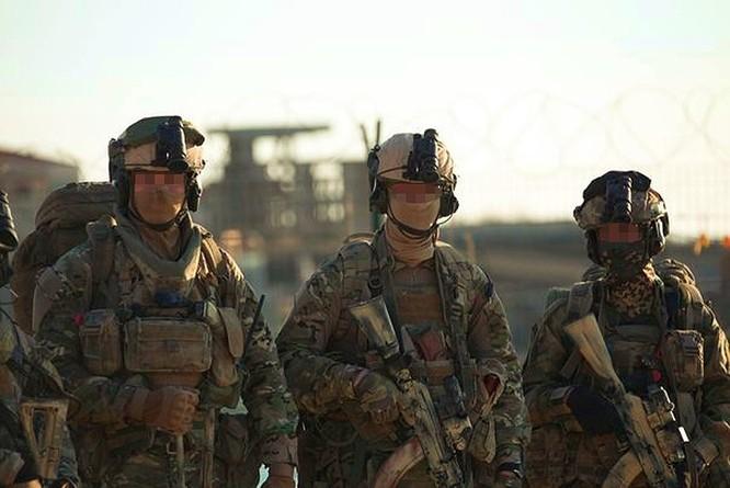 Đặc nhiệm SOF xuất hiện ở Deir Ezzor trả thù cho lính Nga thiệt mạng ảnh 4