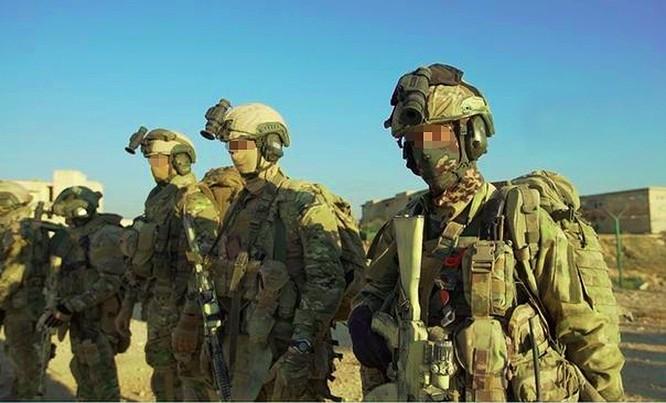 Đặc nhiệm SOF xuất hiện ở Deir Ezzor trả thù cho lính Nga thiệt mạng ảnh 5