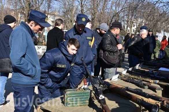 """""""Nước mắt Donbass"""" Lugansk và Donetsk tổ chức triển lãm chứng tích chiến tranh ảnh 6"""