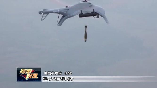 Trung Quốc phát triển trực thăng không người lái ném đạn cối theo kinh nghiệm chiến tranh Syria ảnh 4
