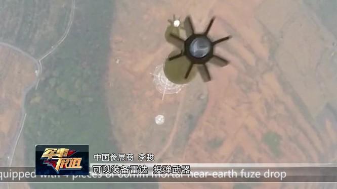 Trung Quốc phát triển trực thăng không người lái ném đạn cối theo kinh nghiệm chiến tranh Syria ảnh 5
