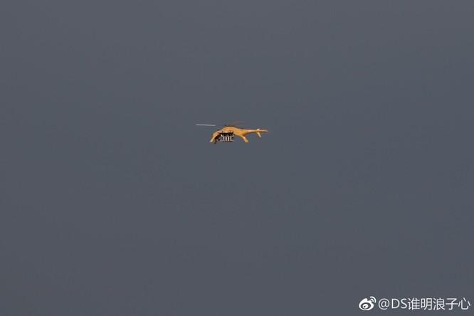 Trung Quốc phát triển trực thăng không người lái ném đạn cối theo kinh nghiệm chiến tranh Syria ảnh 6