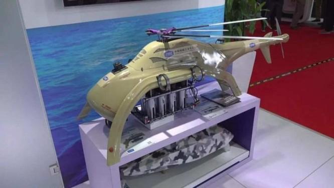Trung Quốc phát triển trực thăng không người lái ném đạn cối theo kinh nghiệm chiến tranh Syria ảnh 1