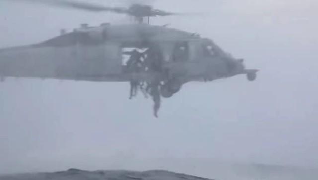 Răn đe Trung Quốc, thủy quân lục chiến Mỹ thực hành chiếm đảo ảnh 2
