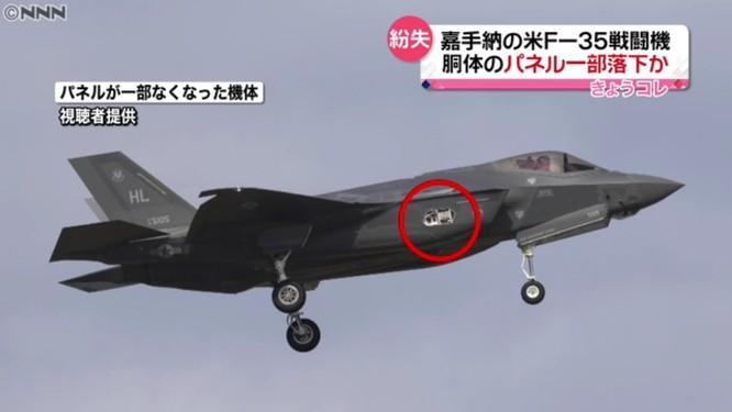 Máy bay tàng hình F-35A Nhật Bản mất tích trên Thái Bình Dương ảnh 2