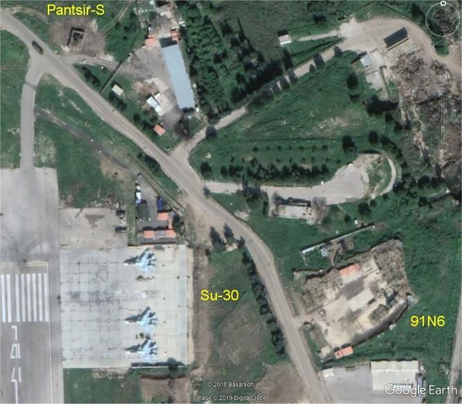 Nga bất ngờ triển khai tiêm kích Su-57 đến Khmeimim, Latakia Syria ảnh 4
