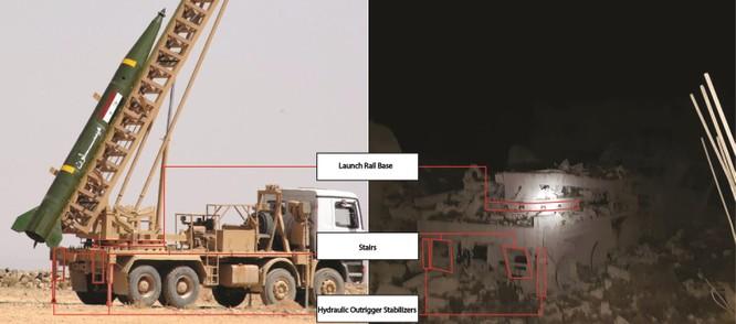 Israel không kích phá hủy một tổ hợp tên lửa đạn đạo Syria ảnh 1