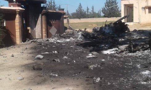 Dân quân chính phủ lâm thời GNA bắn hạ 1 MiG-21 bằng tên lửa phòng không vác MANPAD ảnh 2