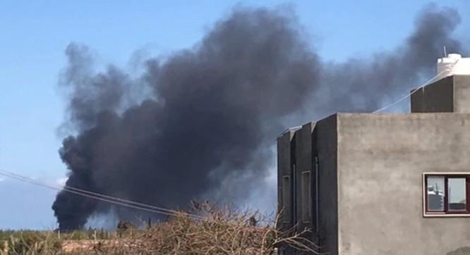 Không quân Quân đội Quốc gia Libya (LNA) đánh phá dữ dội dân quân chính phủ ảnh 2