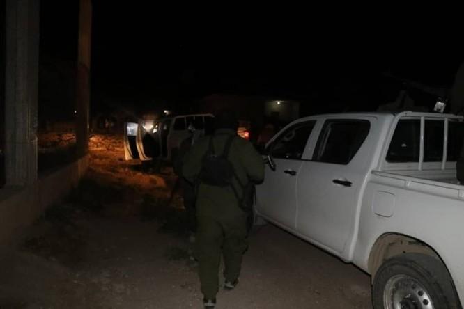 An ninh người Kurd cùng Liên minh quân sự Mỹ truy quét tàn binh IS ở Deir Ezzor ảnh 2
