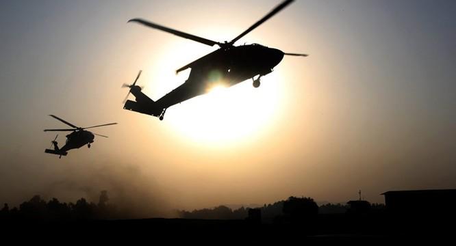 An ninh người Kurd cùng Liên minh quân sự Mỹ truy quét tàn binh IS ở Deir Ezzor ảnh 9