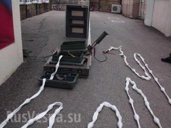 """Quân đội Syria phát hiện vũ khí đặc chủng Mỹ trong nhóm """"nổi dậy"""" ở Damascus ảnh 2"""