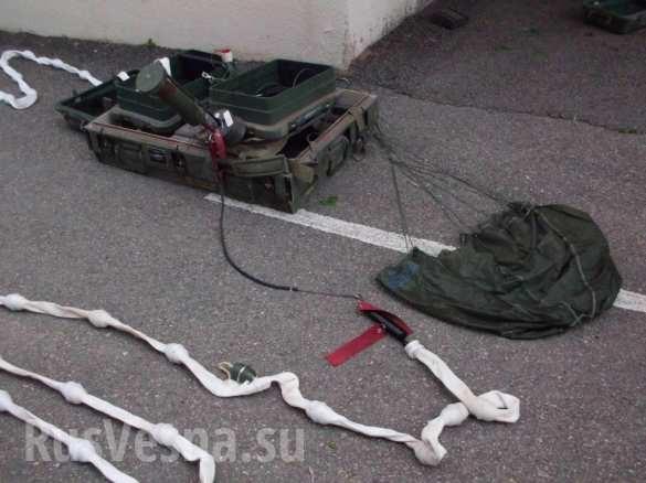 """Quân đội Syria phát hiện vũ khí đặc chủng Mỹ trong nhóm """"nổi dậy"""" ở Damascus ảnh 10"""