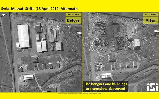 Israel sử dụng tên lửa hành trình siêu âm tấn công quân đội Syria ảnh 2