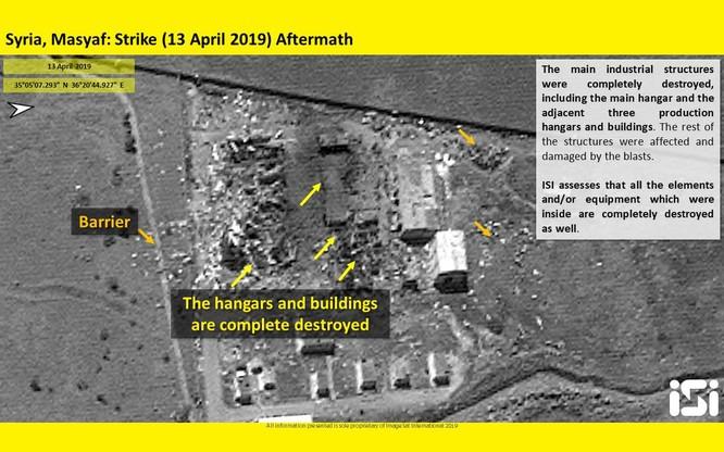 Israel sử dụng tên lửa hành trình siêu âm tấn công quân đội Syria ảnh 3