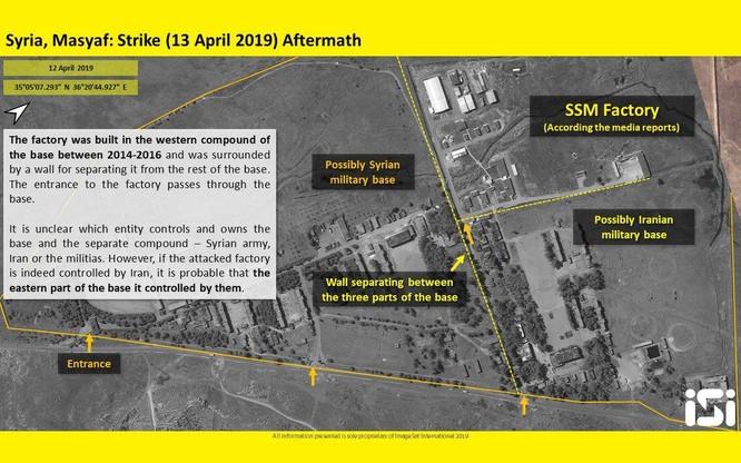 Israel sử dụng tên lửa hành trình siêu âm tấn công quân đội Syria ảnh 4