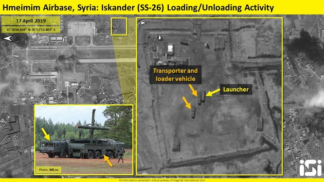 Quân đội Nga triển khai Iskander ở Khmeimim, thử nghiệm hay diệt khủng bố? ảnh 1