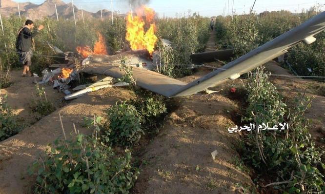 Houthi đánh bại cuộc tấn công của Liên minh Ả rập Xê-út, bắn rơi UAV Trung Quốc ảnh 3