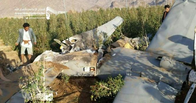 Houthi đánh bại cuộc tấn công của Liên minh Ả rập Xê-út, bắn rơi UAV Trung Quốc ảnh 4