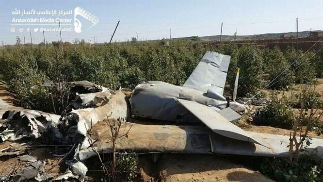 Houthi đánh bại cuộc tấn công của Liên minh Ả rập Xê-út, bắn rơi UAV Trung Quốc ảnh 5