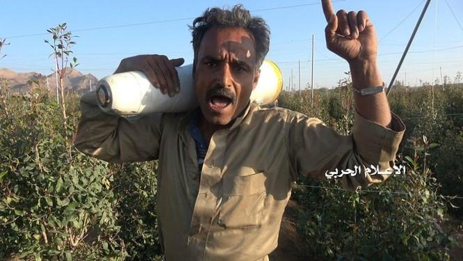 Houthi đánh bại cuộc tấn công của Liên minh Ả rập Xê-út, bắn rơi UAV Trung Quốc ảnh 7