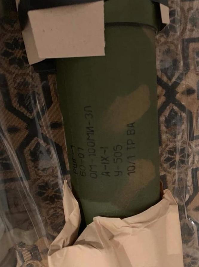 Súng phóng lựu nhiệt áp RSHG-1 được chiến binh Libya sử dụng trong trận chiến Tripoli ảnh 1