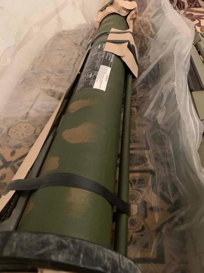 Súng phóng lựu nhiệt áp RSHG-1 được chiến binh Libya sử dụng trong trận chiến Tripoli ảnh 3