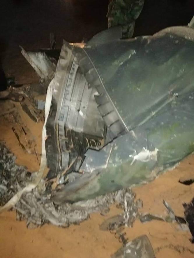 Máy bay chiến đấu Mirage F.1 do Pháp sản xuất bị bắn hạ ở Libya ảnh 7