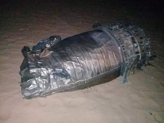 Máy bay chiến đấu Mirage F.1 do Pháp sản xuất bị bắn hạ ở Libya ảnh 8