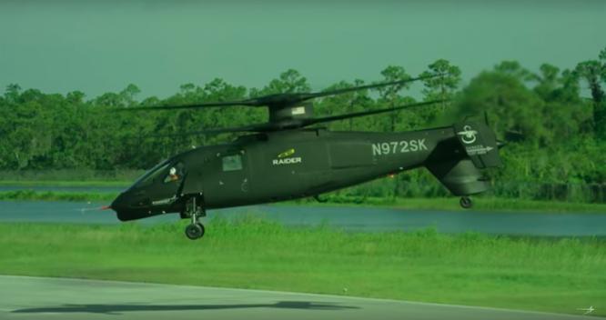 Quân đội Mỹ đẩy nhanh tiến độ phát triển trực thăng tấn công tương lai ảnh 1